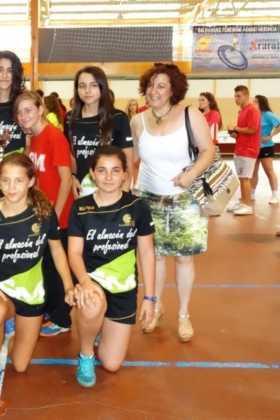 Brillante fin de semana de balonmano en Herencia 48