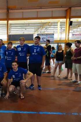 Brillante fin de semana de balonmano en Herencia 51
