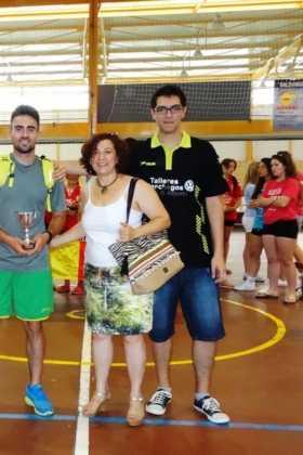 Brillante fin de semana de balonmano en Herencia 53