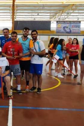 Brillante fin de semana de balonmano en Herencia 54