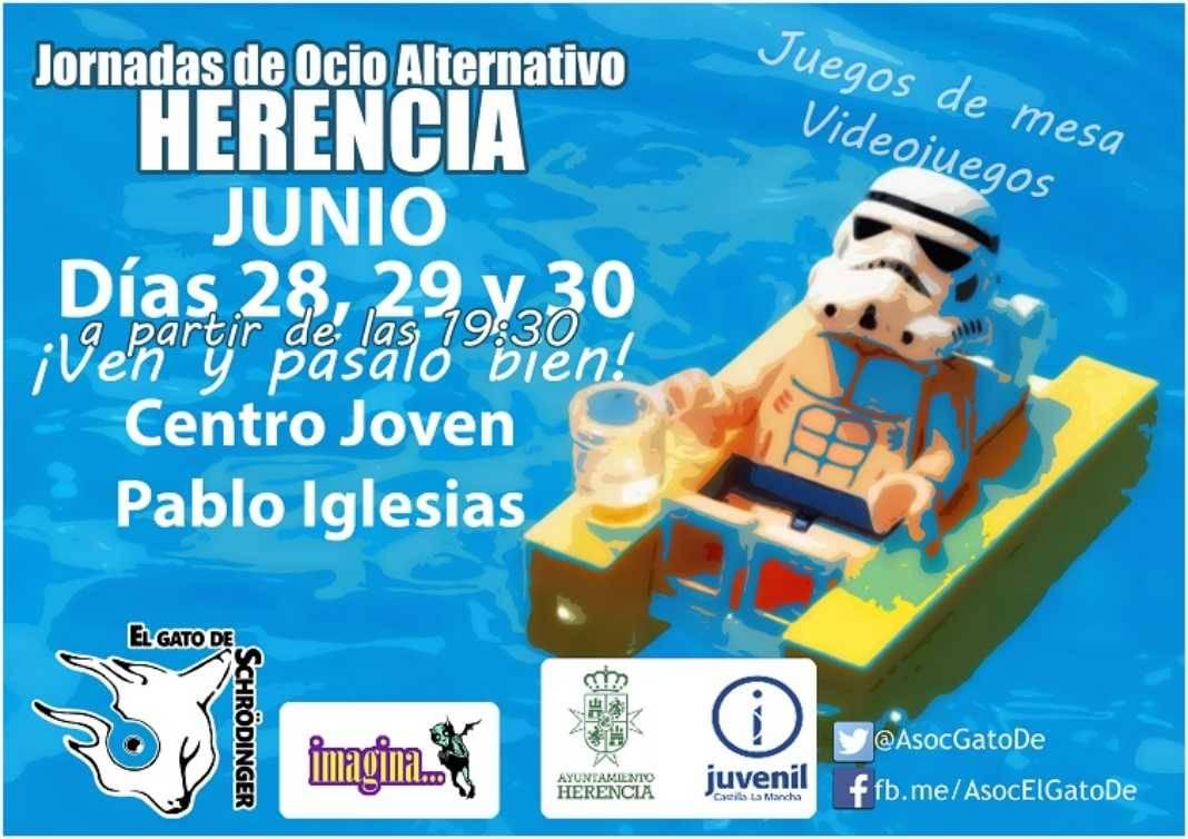 Jornadas de ocio alternativo juventud 1068x754 - Jornadas de Ocio Alternativo en el Centro Joven