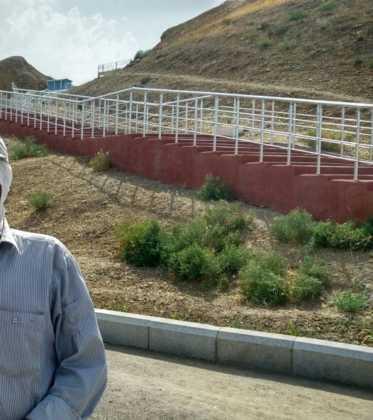 Perlé adentrándose en el Asia Central 28