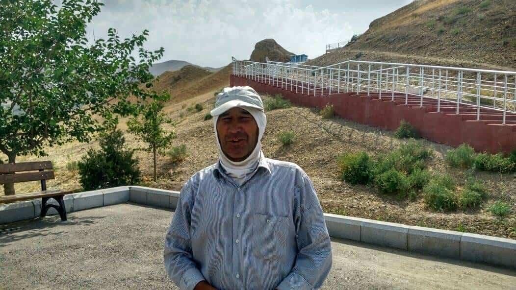 Perlé adentrándose en el Asia Central 4