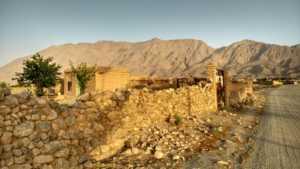 Perlé en el desierto persa celebrando su Cumpleaños. 5