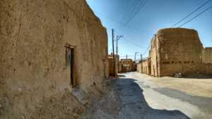 Perlé en el desierto persa celebrando su Cumpleaños. 14
