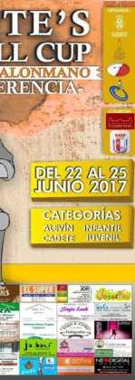 Quijote Handball Cup balonmano 149x420 - Brillante fin de semana de balonmano en Herencia