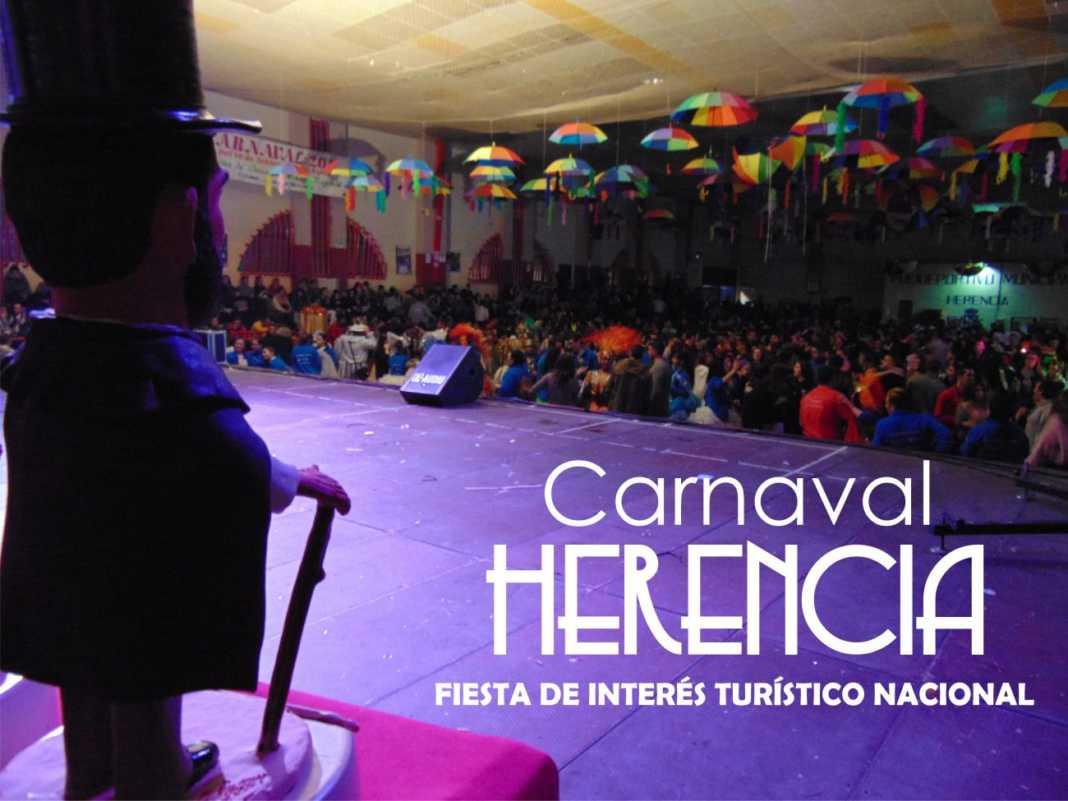 carnaval de herencia interes turistico nacional 2017 1068x801 - El BOE publica la declaración de Interés Turístico Nacional del Carnaval de Herencia