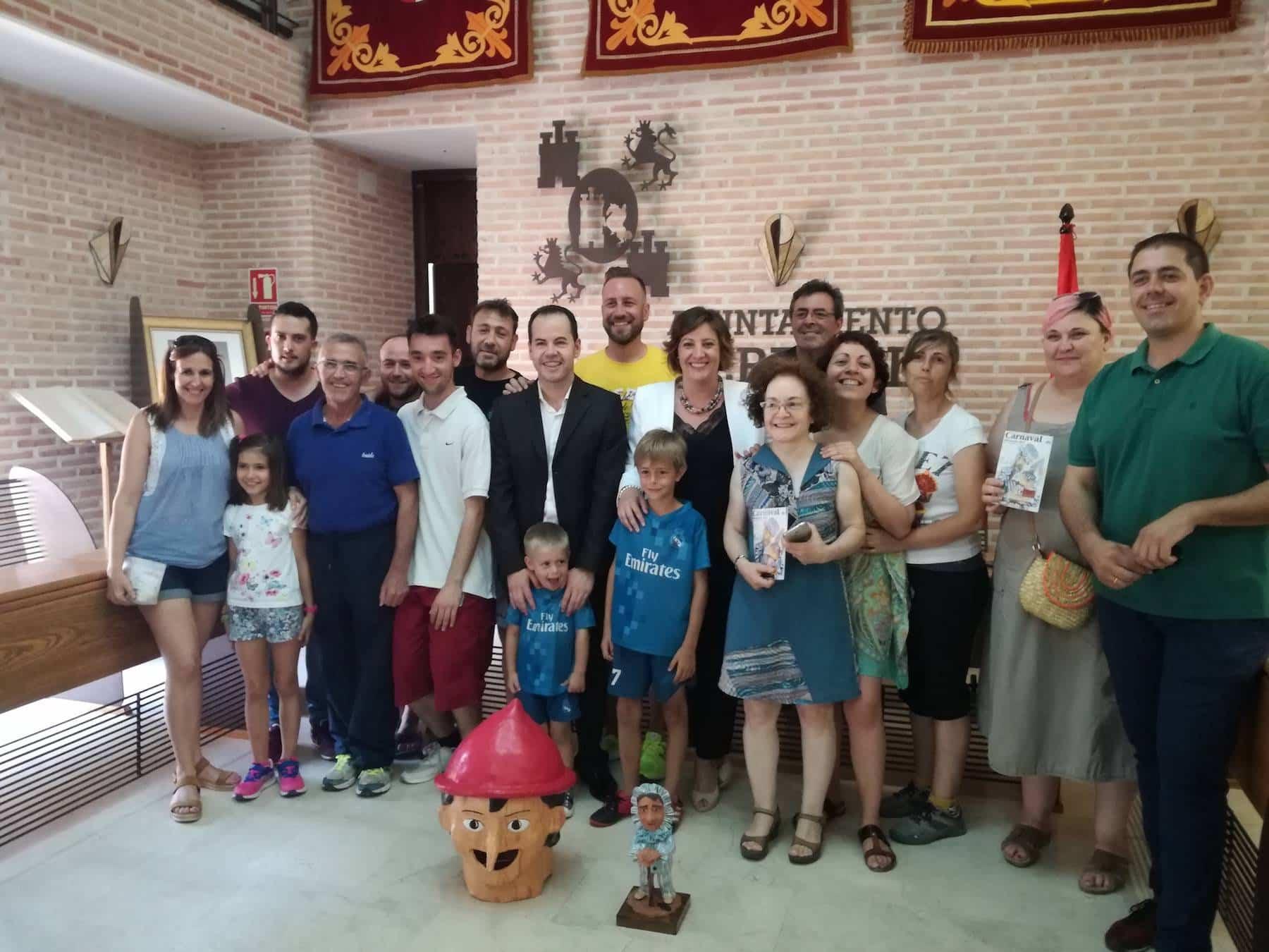 carnaval herencia fiesta interes turistico nacional 1 - El Carnaval de Herencia (Ciudad Real) ya es Fiesta de Interés Turístico Nacional