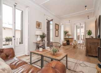 Cómo decorar pisos antiguos sin gastar mucho