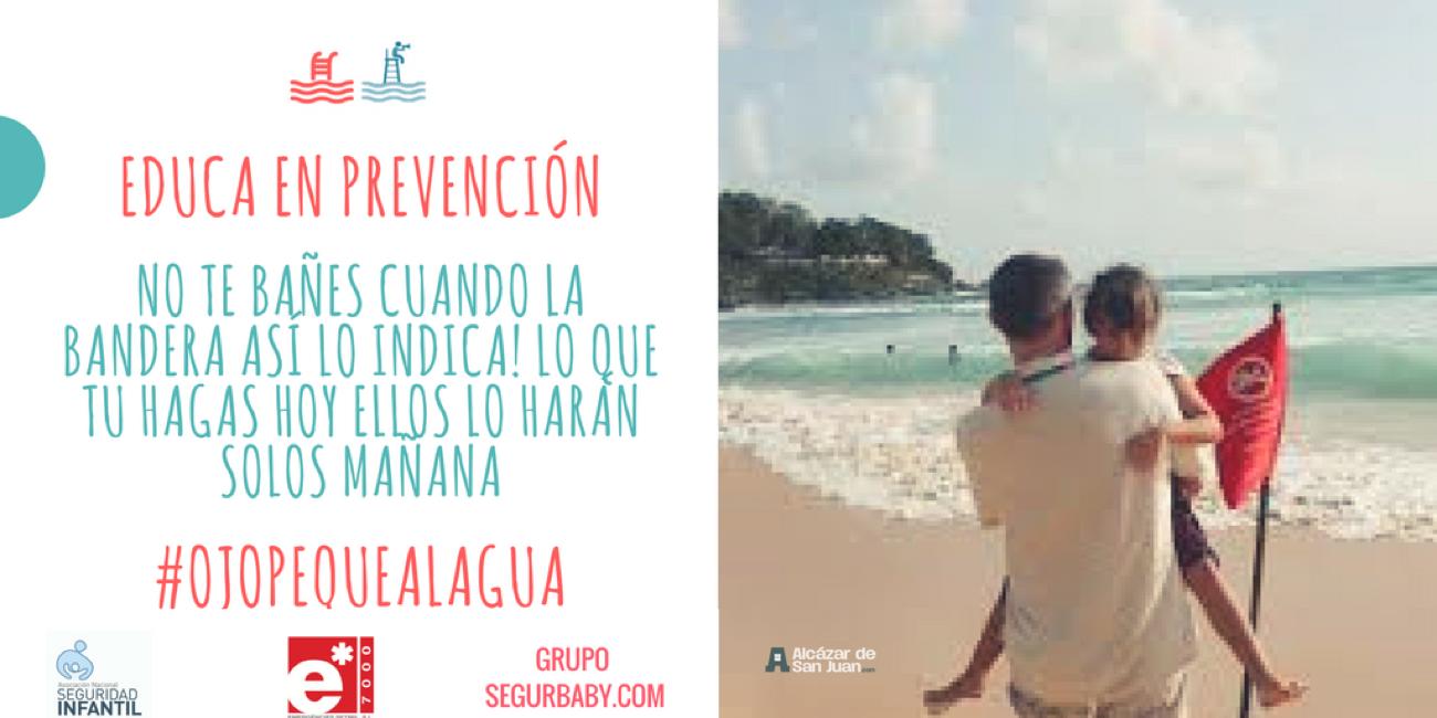 Herencia.net se une a la campaña que salva vidas #OjoPequeAlAgua 34