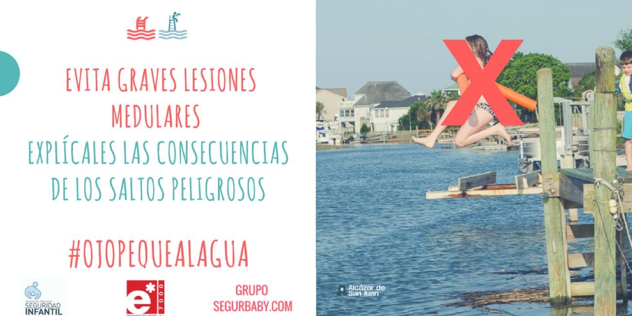 consejos seguridad prevencion ahogamientos 9 - Herencia.net se une a la campaña que salva vidas #OjoPequeAlAgua