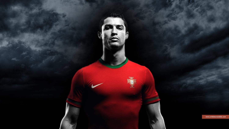 Jugador de selección portuguesa. Cristiano Ronaldo
