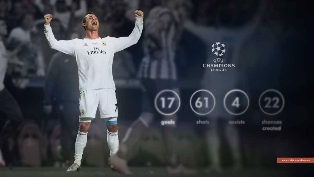 Cómo contactar con Cristiano Ronaldo 1