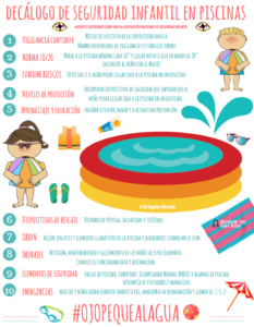 decalogo de seguridad infantil en piscinas 233x300 - Herencia.net se une a la campaña que salva vidas #OjoPequeAlAgua