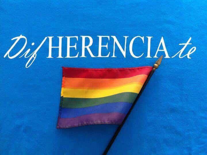 difherenciate - Moción de apoyo al colectivo del LGTBI en Herencia
