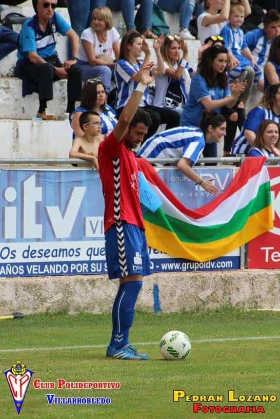 jose carlos gil club deportivo villarrobledo - El herenciano José Carlos Gil renueva con el CP Villarrobledo