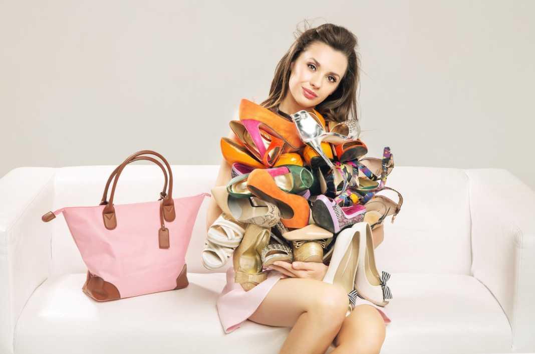 organizador de zapatos 1068x706 - Cómo hacer un organizador de zapatos barato y fácil