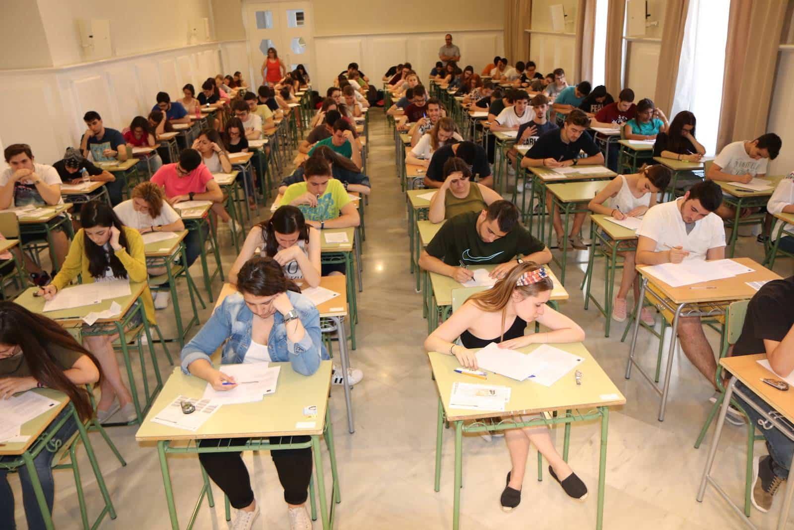 pruebas acceso universidad alcazar 2017 - Estudiantes herencianos realizarán las pruebas de Evaluación de Acceso a la Universidad en Alcázar
