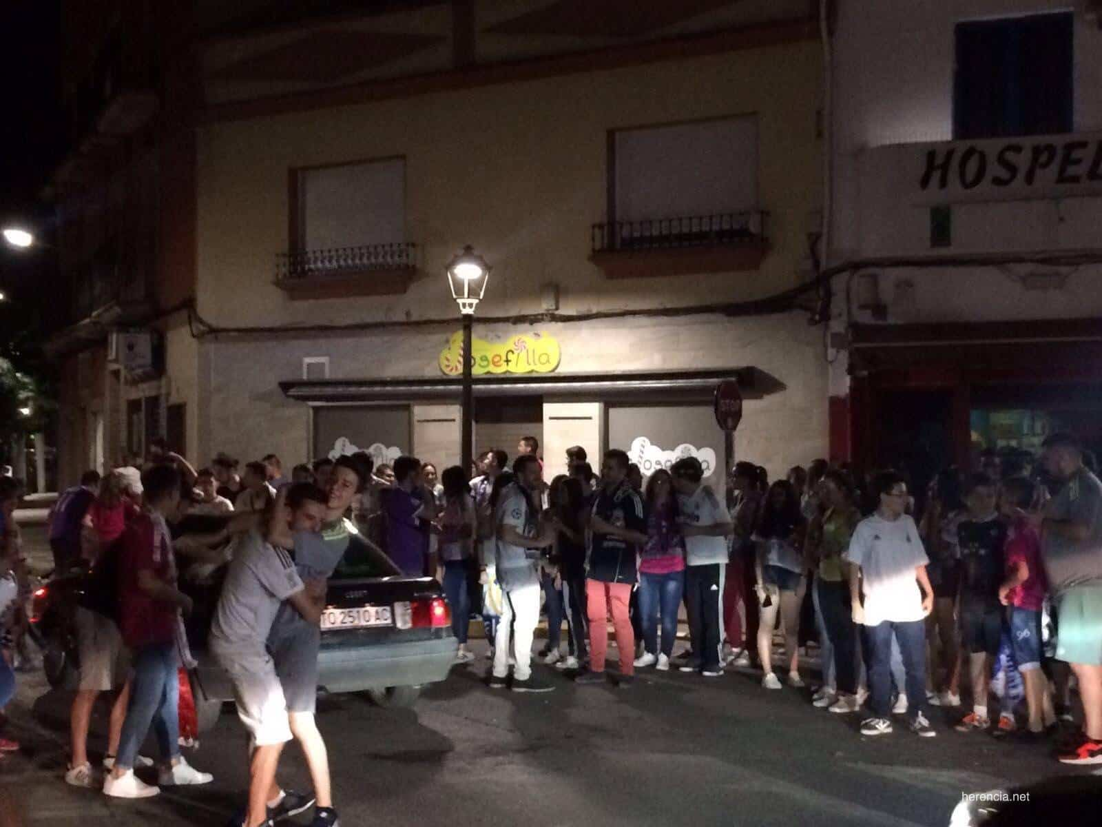 real madrid duodecima copa europa celebracion herencia 4 - Herencia celebra la Duodécima Copa de Europa que gana el Real Madrid