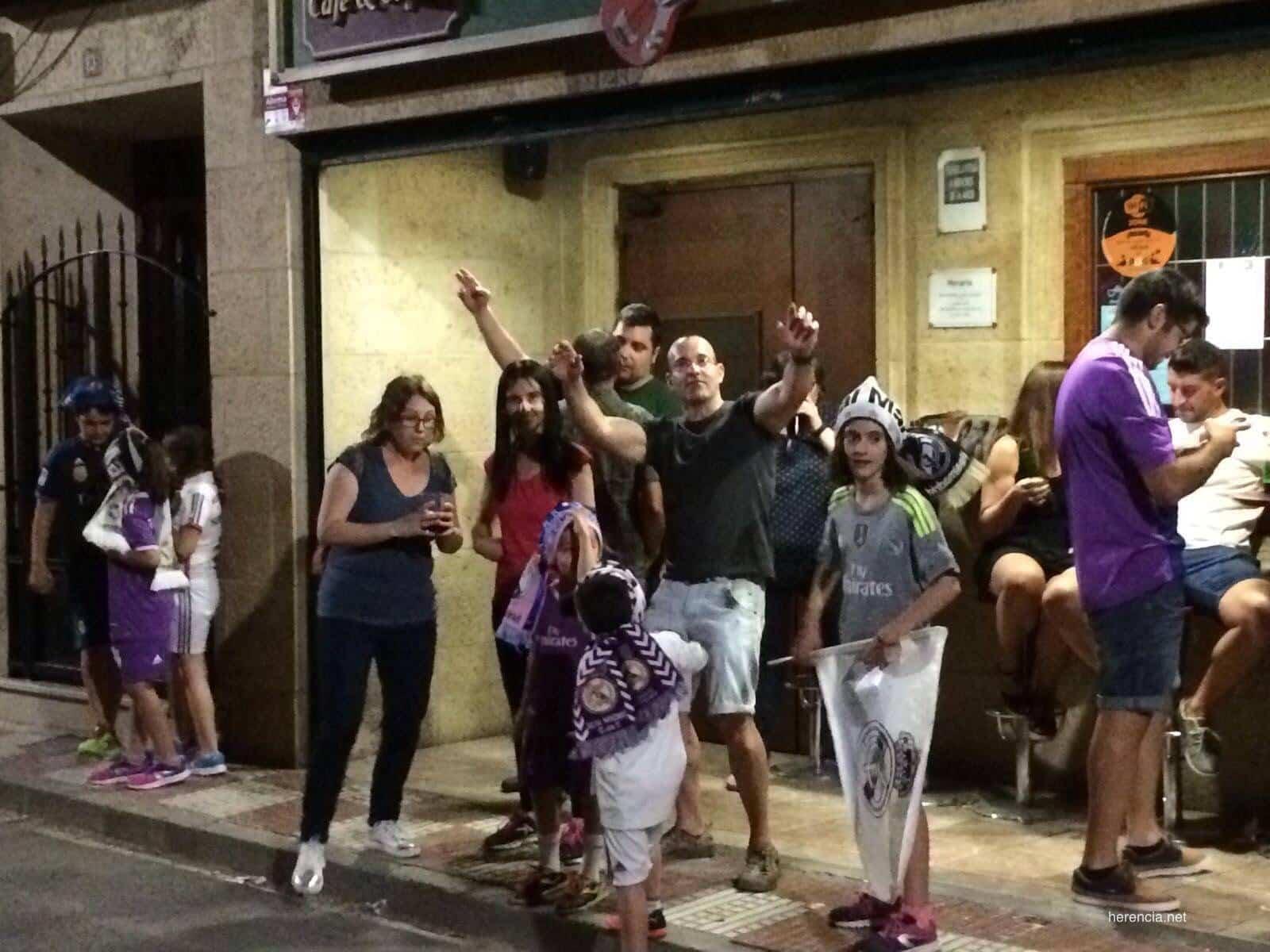 real madrid duodecima copa europa celebracion herencia 5 - Herencia celebra la Duodécima Copa de Europa que gana el Real Madrid