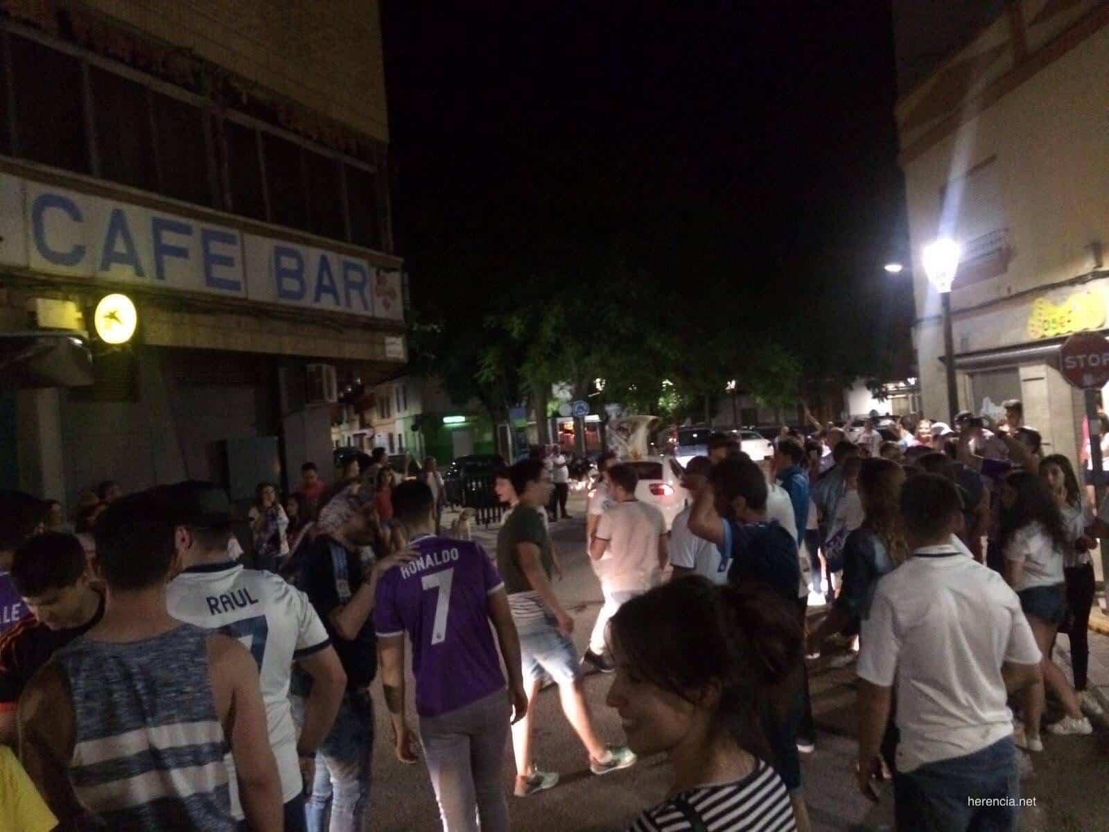 Herencia celebra la Duodécima Copa de Europa que gana el Real Madrid 23