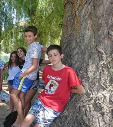 Campamento Juvenil Mercedario 201706 373x420 - El Movimiento Juvenil Mercedario realiza su campamento juvenil en Herencia