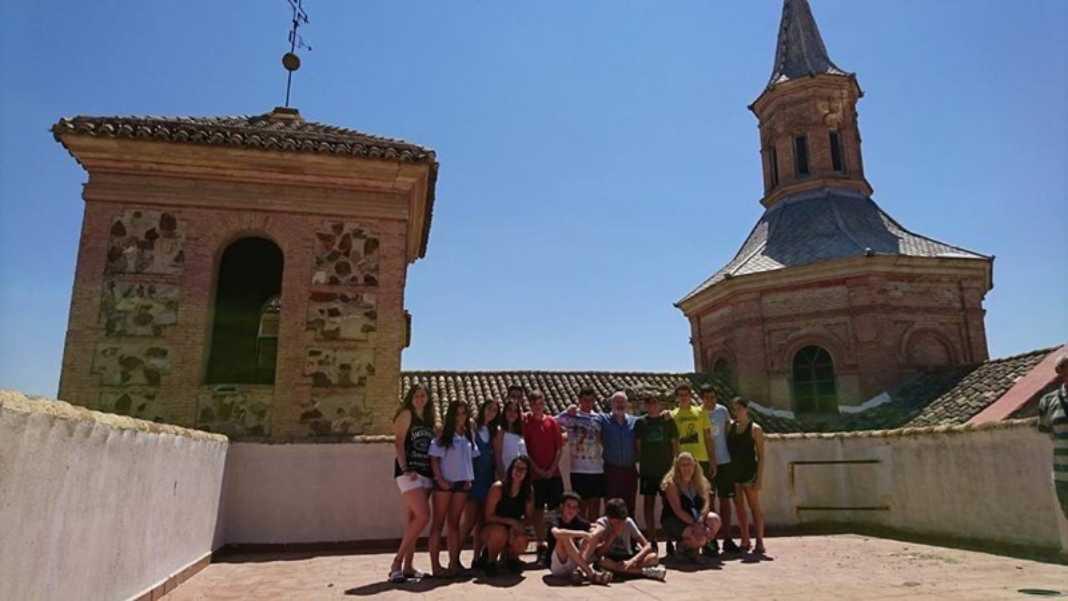 El Movimiento Juvenil Mercedario realiza su campamento juvenil en Herencia 18