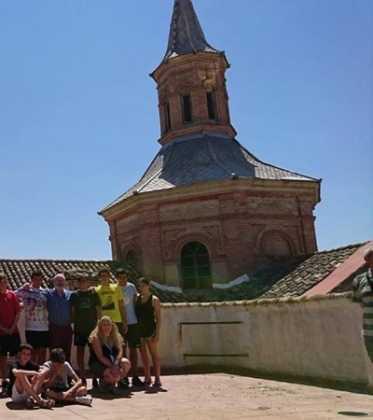 El Movimiento Juvenil Mercedario realiza su campamento juvenil en Herencia 13