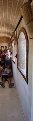 El Movimiento Juvenil Mercedario realiza su campamento juvenil en Herencia 12
