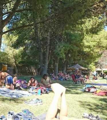 El Movimiento Juvenil Mercedario realiza su campamento juvenil en Herencia 9