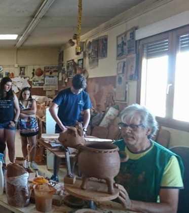 El Movimiento Juvenil Mercedario realiza su campamento juvenil en Herencia 8
