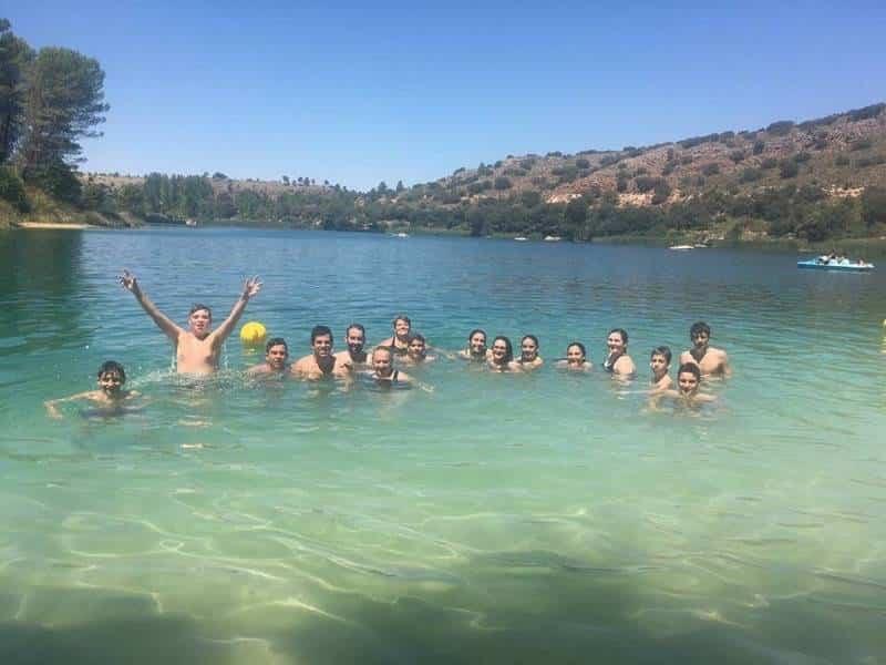 Campamento Juvenil Mercedario 201713 - El Movimiento Juvenil Mercedario realiza su campamento juvenil en Herencia