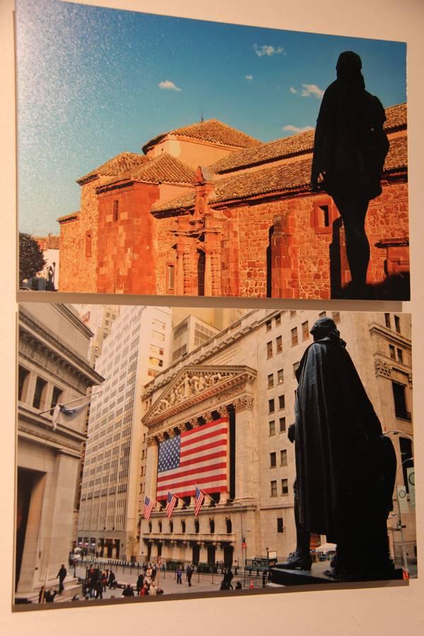 Castilla La Mancha y Nueva York en armon%C3%ADa - Castilla-La Mancha y Nueva York unidas en una exposición fotográfica