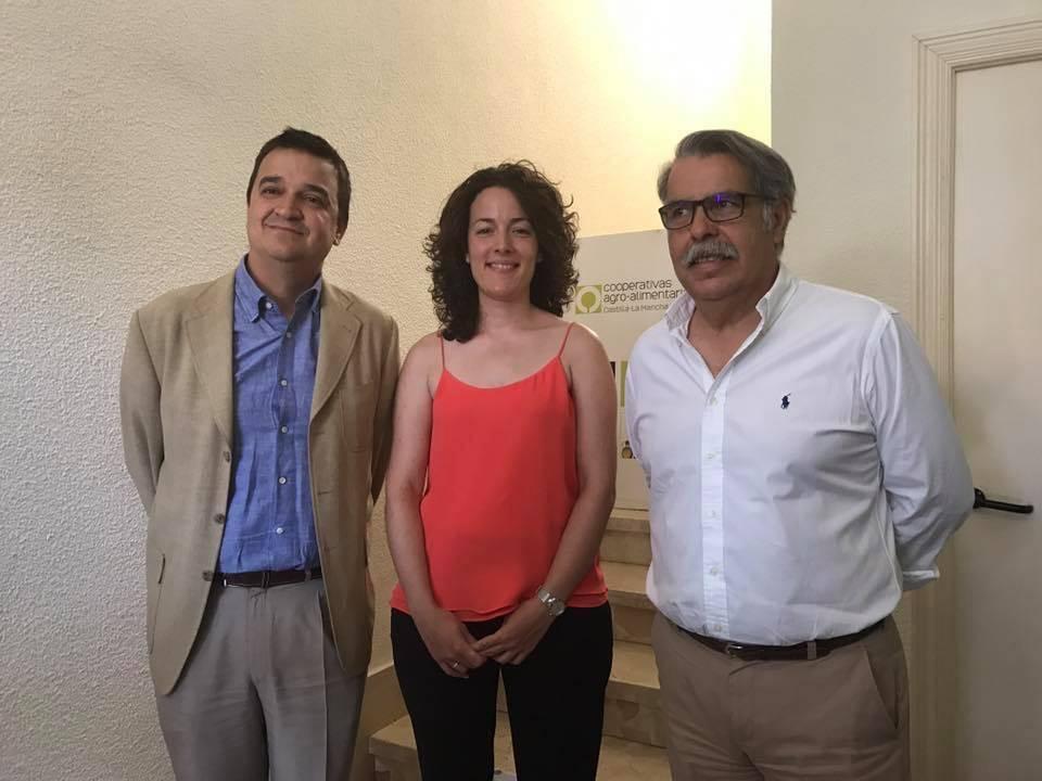 Comisi%C3%B3n de J%C3%B3venes Cooperativistas de Castilla La Mancha01 1 - Los jóvenes cooperativistas buscan impulsar su papel en el mundo rural