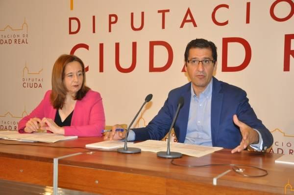 Diputación - La Diputación desarrollará un programa de empleo juvenil dotado con 1'8 millones de euros