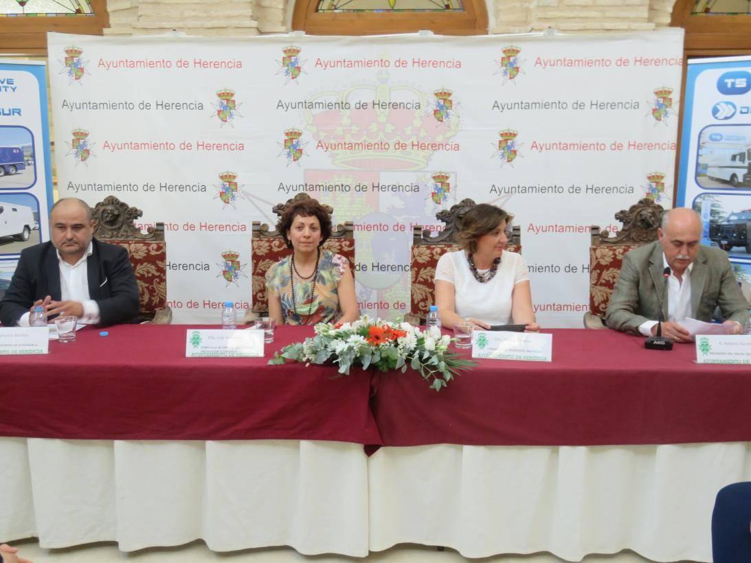 El gobierno regional y el grupo Tecnove Security apuestan por la formación profesional 2