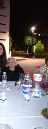 Encuentro de mayores de Herencia01 158x420 - Más de 300 personas en la I Cena de Gala del Día de los Abuelos