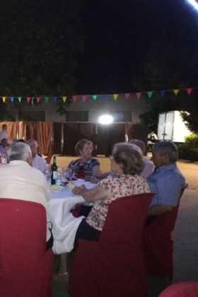 Más de 300 personas en la I Cena de Gala del Día de los Abuelos 16