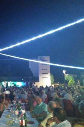 Más de 300 personas en la I Cena de Gala del Día de los Abuelos 14