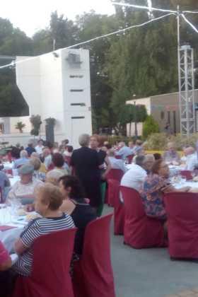 Más de 300 personas en la I Cena de Gala del Día de los Abuelos 12
