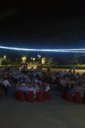 Encuentro de mayores de Herencia12 280x420 - Más de 300 personas en la I Cena de Gala del Día de los Abuelos