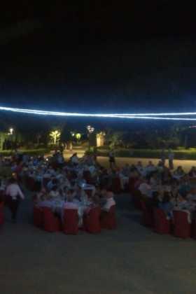 Más de 300 personas en la I Cena de Gala del Día de los Abuelos 9