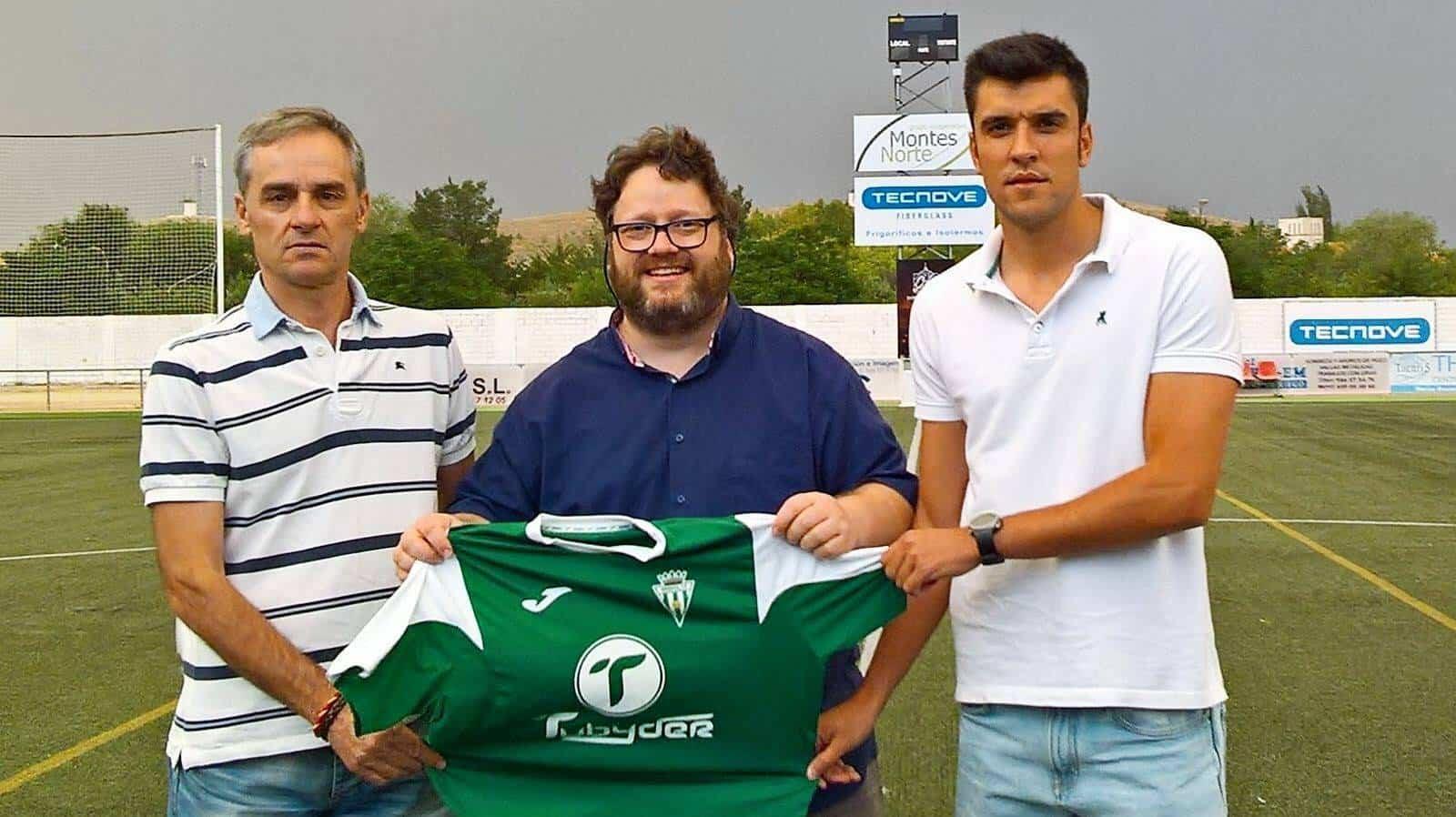 Nuevos entrenadores para los equipos del Herencia C. F. 2