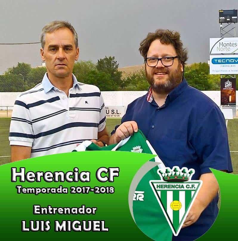 Herencia CF4 - Nuevos entrenadores para los equipos del Herencia C. F.
