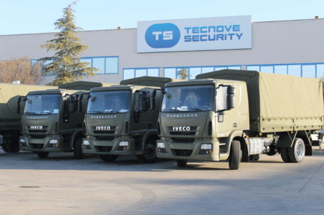 Tecnove Security recibe la visita del director provincial de Economía Empresas y Empleo 1