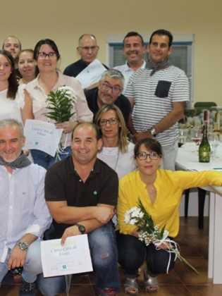 V curso de cata vino herencia 1 315x420 - Fotografías de la Clausura del V Curso de Cata en Herencia