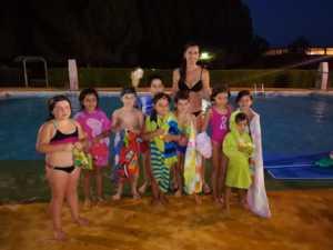 Finalizan los cursos de natación de julio 2017 en Herencia 4