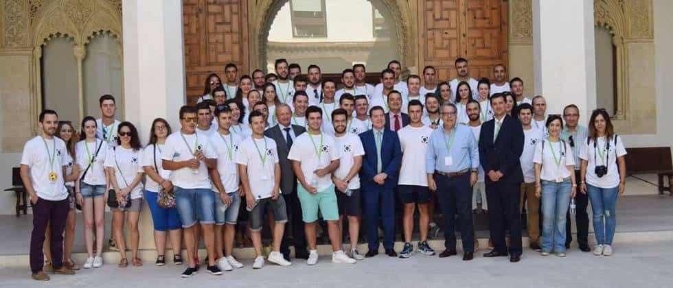 jovenes cooperativistas agro alimentarias - Los jóvenes cooperativistas de Castilla-La Mancha constituyen su propio área de trabajo en la organización