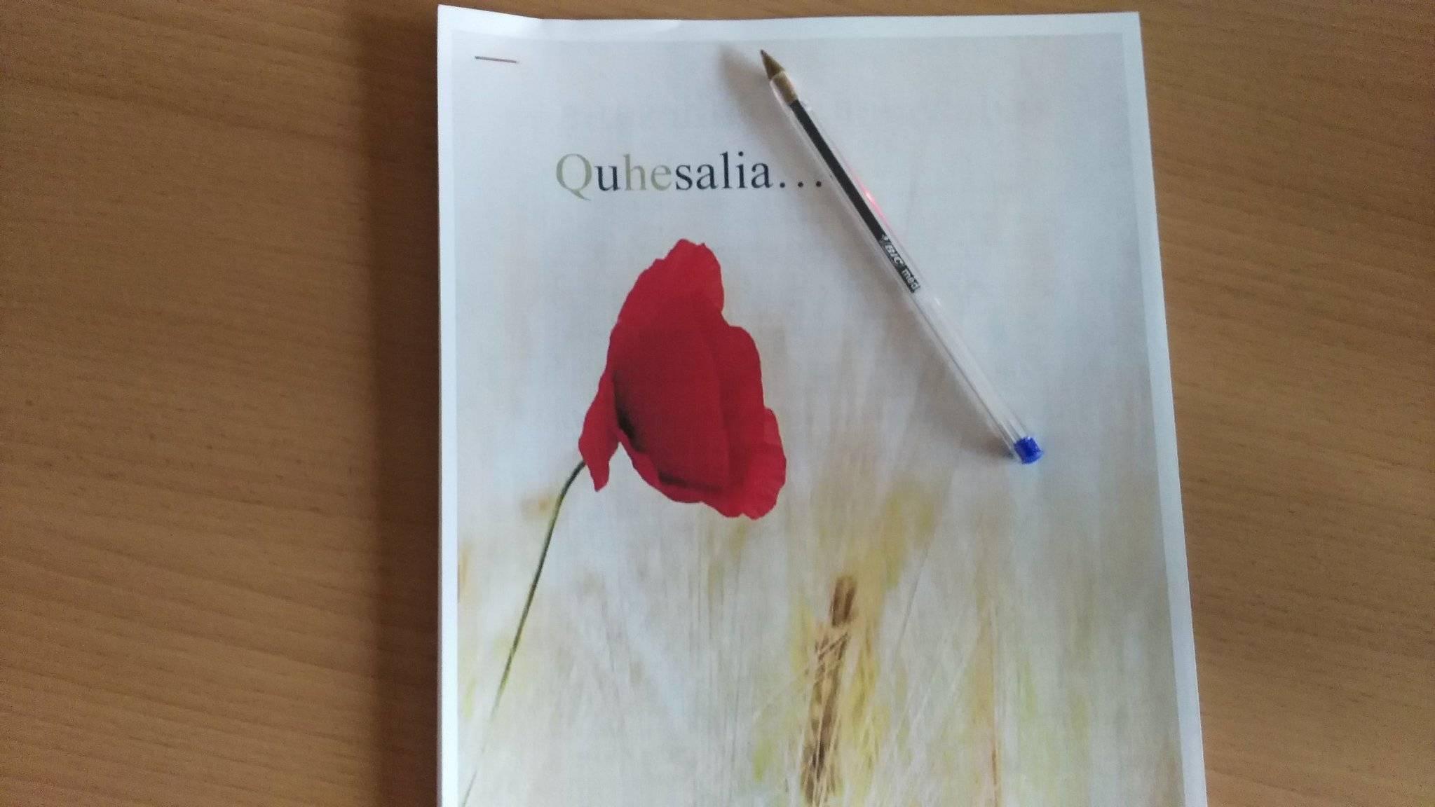 "proyecto quhesalia - Mancha Norte da luz verde al proyecto ""Quhesalia"""