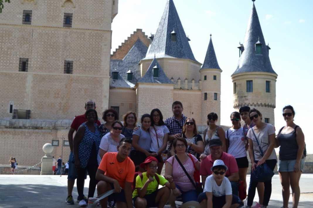 "El coro ""La Azucena de San José"" realizó un viaje cultural a Segovia 27"